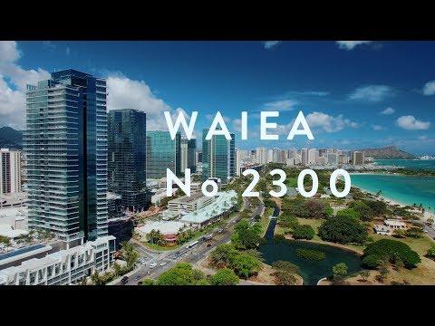 Luxury Condo Waiea 2300 at Ward Village | 1118 Ala Moana, Honolulu, Hawaii