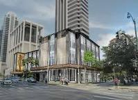 ホノルル、ダウンタウンのしょうもないオフィスビルがマリオットホテルに