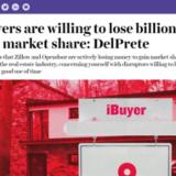 iBuyerは市場シェアを得るためにどれだけ損する覚悟かーインマン